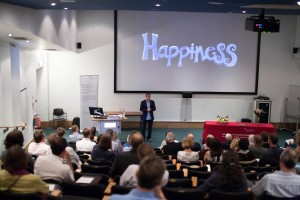 Happiness Paul Courtney Lecture