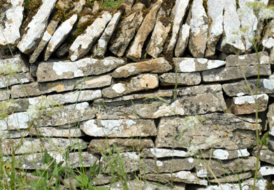 cotswold stone wall 392X272
