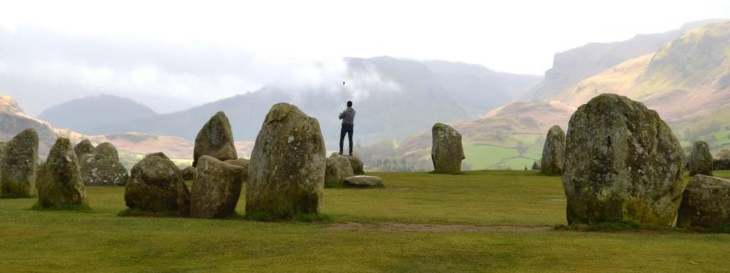 Heritage is also considered a commoon resource - Castlerigg Stone Circle UK