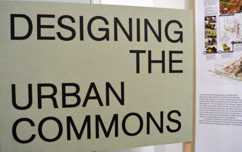 Designing the Urban Commons