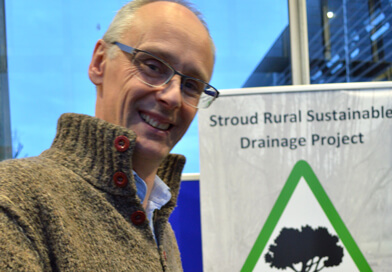 Letting nature do what nature does – Chris Short presents public lecture on natural flood management