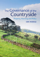 New book published – The Governance of the Countryside, Property, Planning and Policy