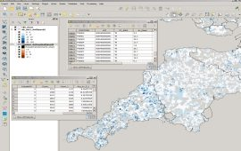 Mapping Rural Broadband with GIS