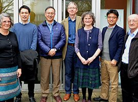 CCRI welcomes visitors from AkitaAgeLab, Japan