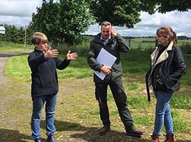 Call to demonstration farms in Wales for EU Agridemo-F2F project