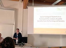 PEGASUS research presented at the XV EAAE Congress in Parma