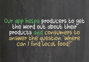 MEDIA RELEASE – Research News – Free local food app launched
