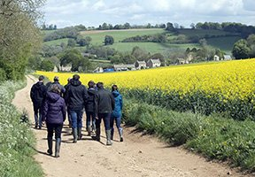 Making Gloucestershire a pioneer of green infrastructure