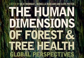 Forest and tree health under scrutiny in new book co-edited by Julie Urquhart