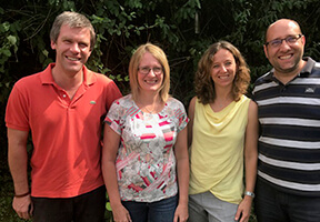 CCRI welcomes visiting researchers