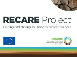 RECARE – Empowering soil managers, saving the soil