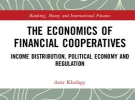 Amr Khafagy has economics book published