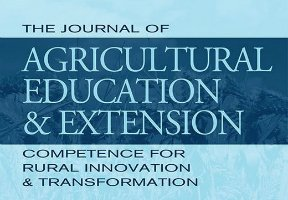 Julie Ingram appointed as Co-Editor of The Journal of Agricultural Education and Extension