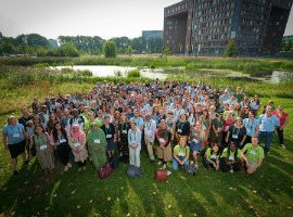 Researchers from CCRI contribute to and attend Wageningen Soil Conference