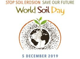 World Soil Day 2019 – Can farmers achieve Win: Win by improving their soil and increasing profitability?
