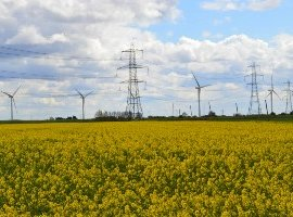 Planning for the future of onshore wind and solar farm