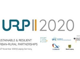 Dan Keech & Matt Reed hosting session at 'Sustainable & Resilient Urban-Rural Partnerships – URP2020' conference
