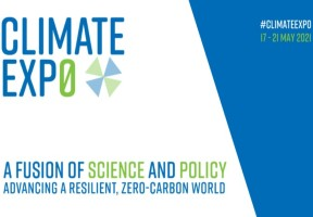 Julie Urquhart to present at Climate Exp0
